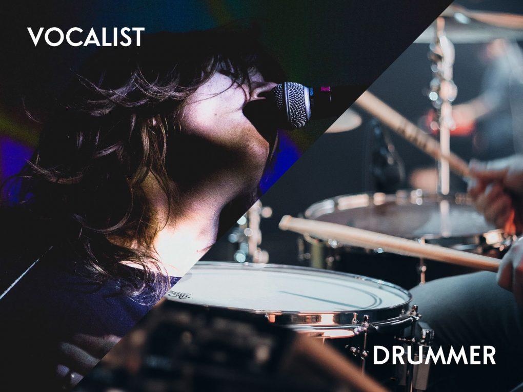 バンドメンバーを探すおすすめ方法ヴォーカルとドラムで差が出るバンド黄金比