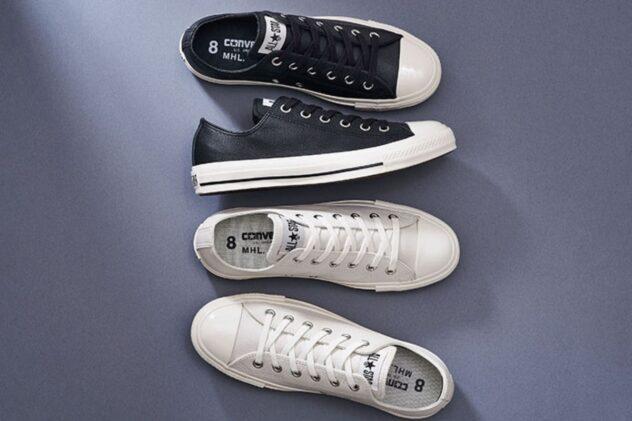 CONVERSE(コンバース)の靴の画像