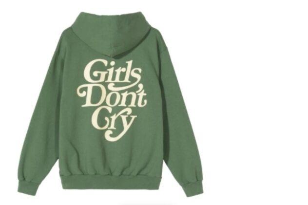 Girls Don't Cry(ガールズドントクライ) パーカーの画像