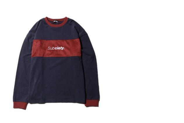 Subciety(サブサエティ)ロングTシャツの画像