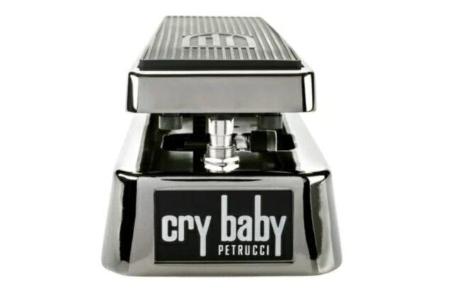 Jim Dunlop _ JP95 John Petrucci Signature Cry Baby Wah