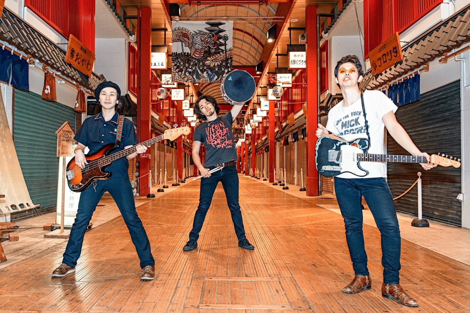 インディーズバンドvirgincrabbandをBandKnowledgeインディーズ・メジャーデビューを目指すミュージシャンのためのバンド活動お役立ち音楽情報サイトBandKnowledgeで紹介